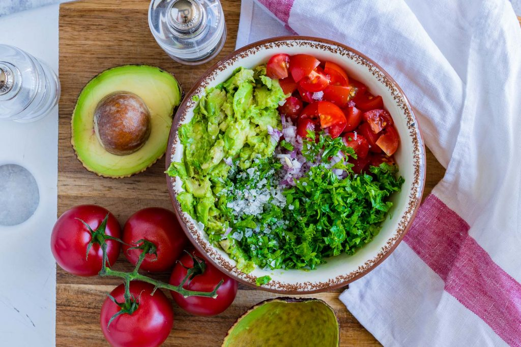 Guacamole Egg Sweet Potato Breakfast Bowls Cooking Guide