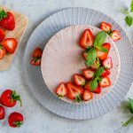 No Bake Strawberry Cheesecake CleanFoodCrush