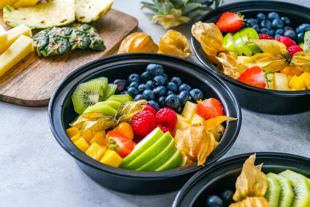 Fruity Bento Boxes Recipe