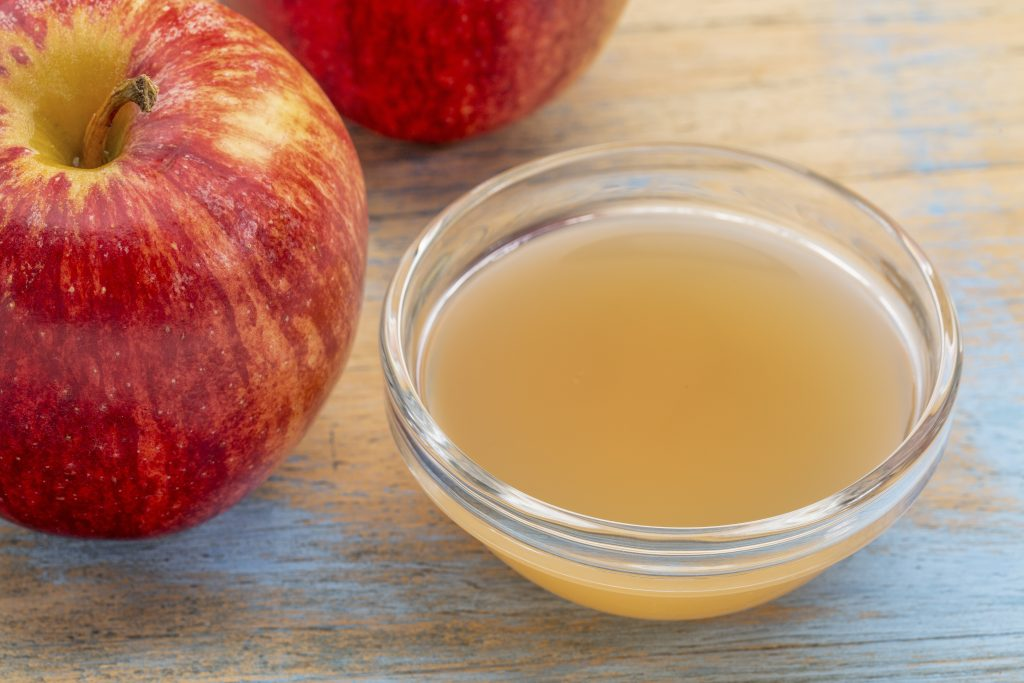 Apple Cider Vinegar Bath Recipe