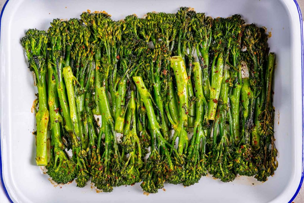 Tangy Honey Roasted Broccolini Cooking Guide