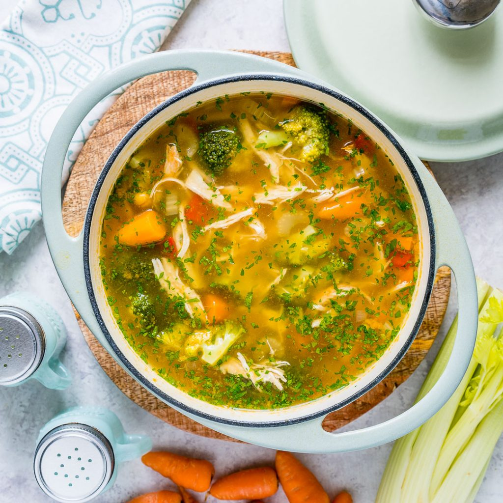 Best Detox Chicken Soup