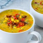 Clean Food Crush Slow Cooker Corn Chowder