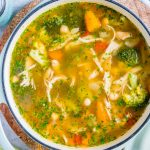 Detox Chicken Soup recipe