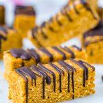 CleanFoodCrush Pumpkin Spice Protein Bars