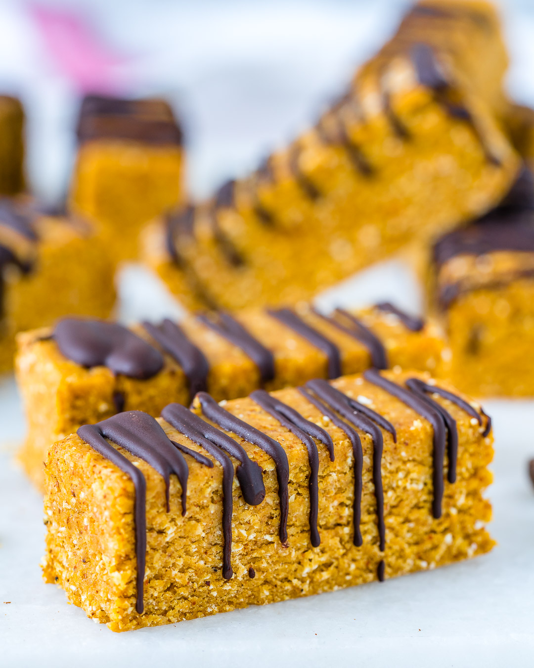 Stop Everything And Make These Pumpkin Spice Protein Bars