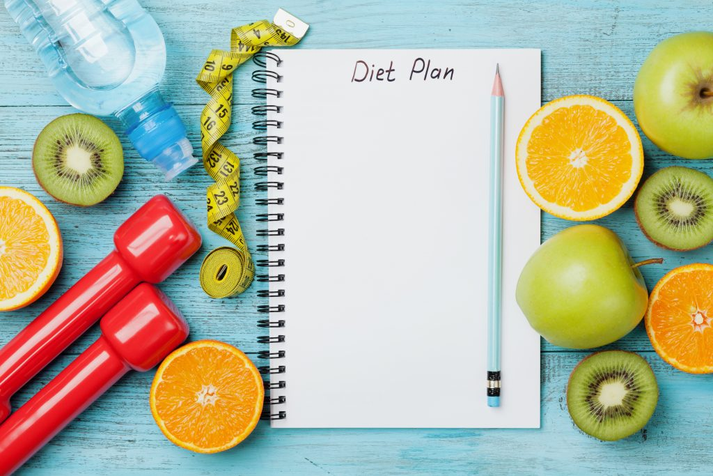 Diet plan list