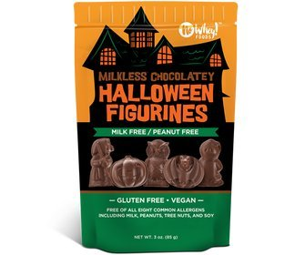 Halloween Chocolates Gluten Dairy Free