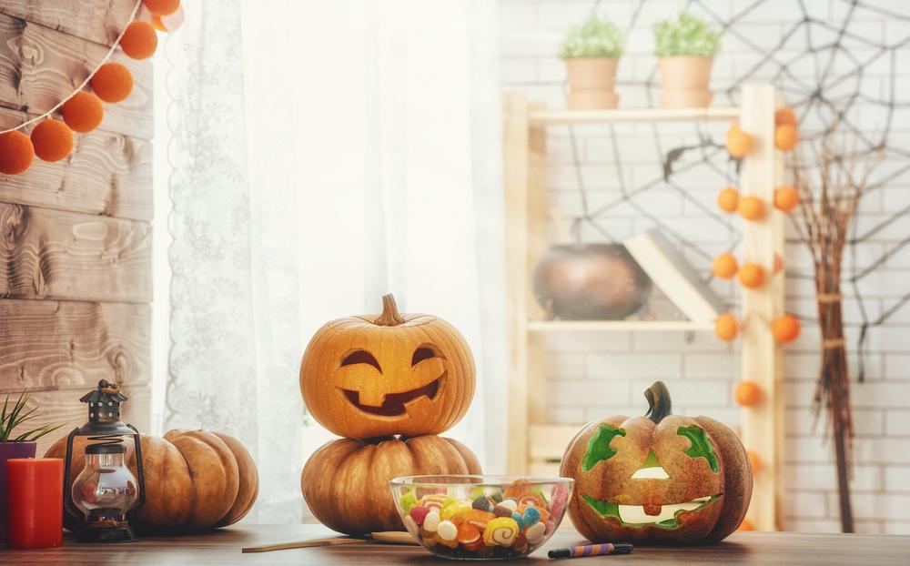 Healthy Halloween Candies