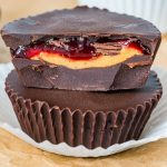 PB & J Chocolate Cups Clean Recipe