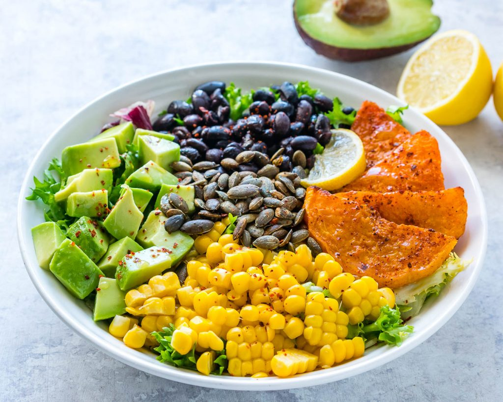 Southwest Style Pumpkin Power Bowls Clean Food Recipe