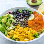 Southwest Style Pumpkin Power Bowls Clean Food Recipe