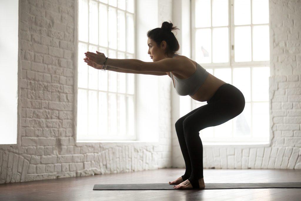 Squats for Hormone Balance