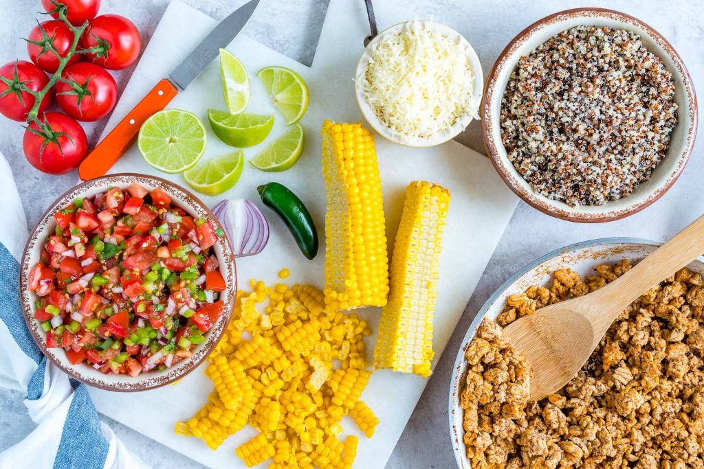 Fresh Taco Meal Energy Bowls
