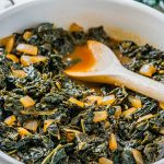 CleanFoodCrush Lacinato Kale in Smoky Garlic Sauce