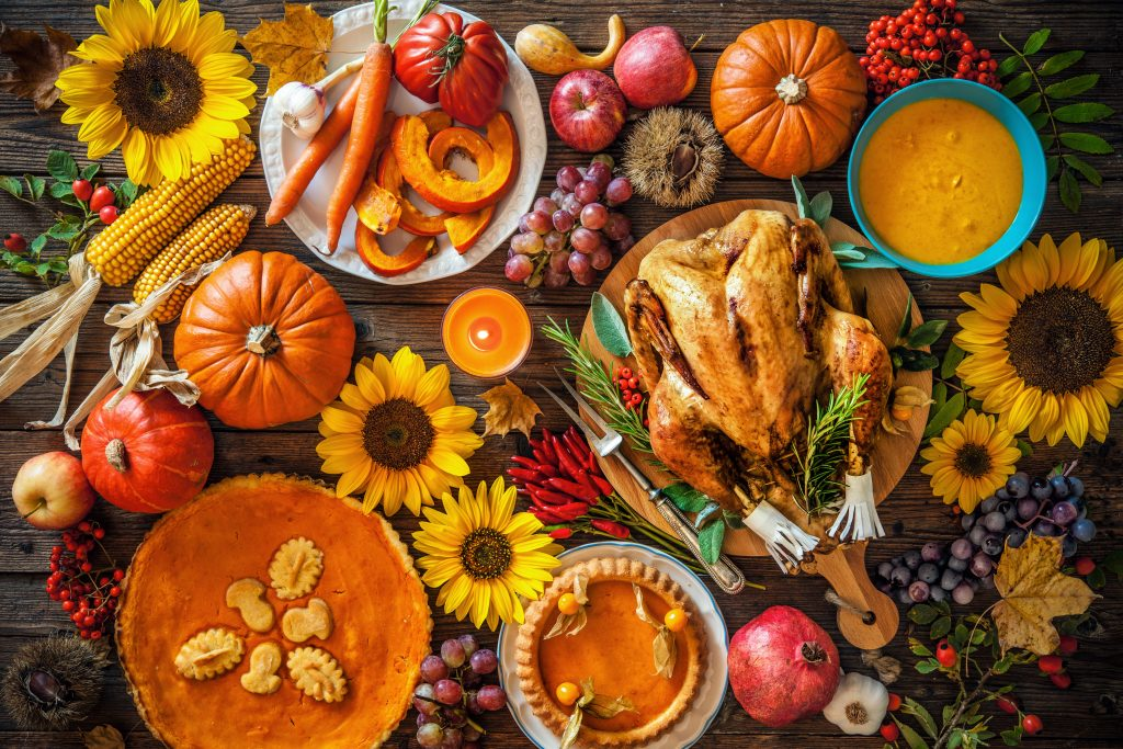 CleanFoodCrush Thanksgiving Recipe Ideas