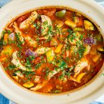 Eat Clean Hearty Slow Cooker Chicken Stew