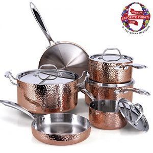 Fleischer Wolf Seville Series Cookware Set