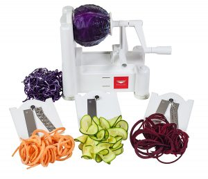 Paderno World Cuisine Vegetable Slicer