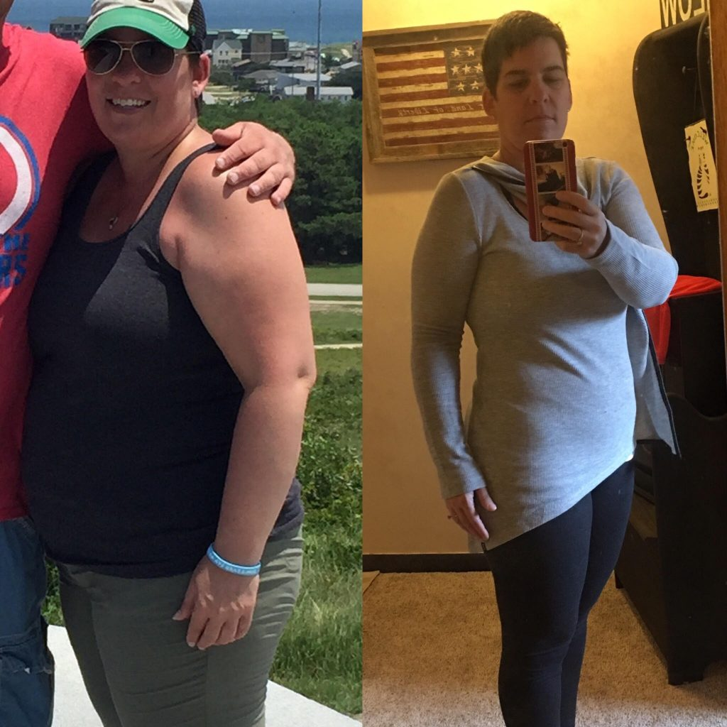 Sandra Lost 20 Pounds with CleanFoodCrush