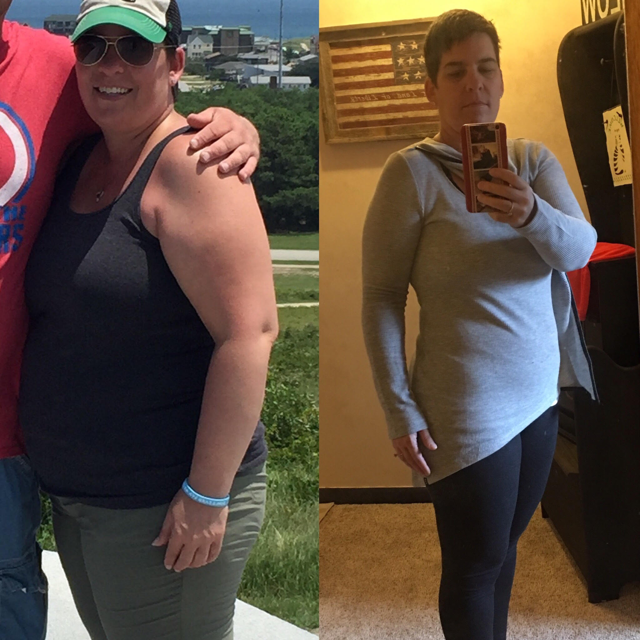 Sandra Lost 20 Pounds with Clean Eating Challenge