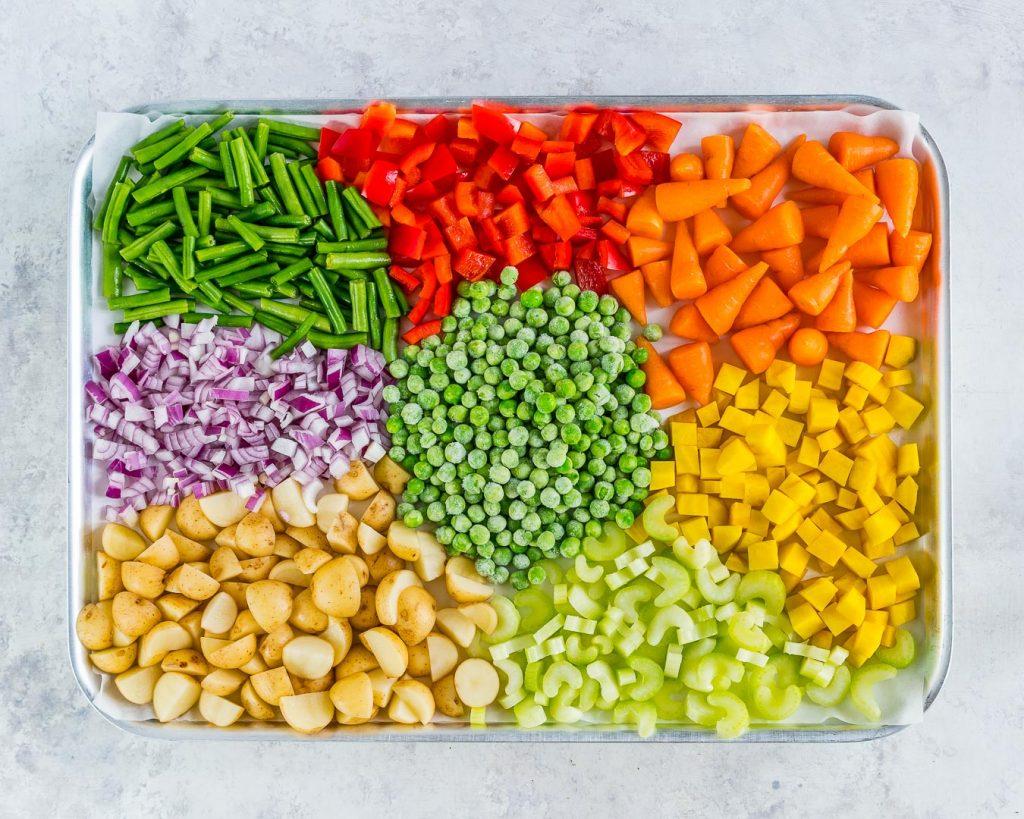 Nourishing Crockpot Vegetable Soup Recipe Recipe