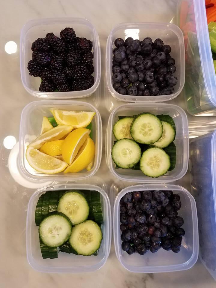 Meal Prep Rachel Maser CleanFoodCrush