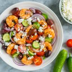 Eat Clean Greek Shrimp Salad