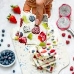 Fro-YO Fruit Bark Clean Recipe