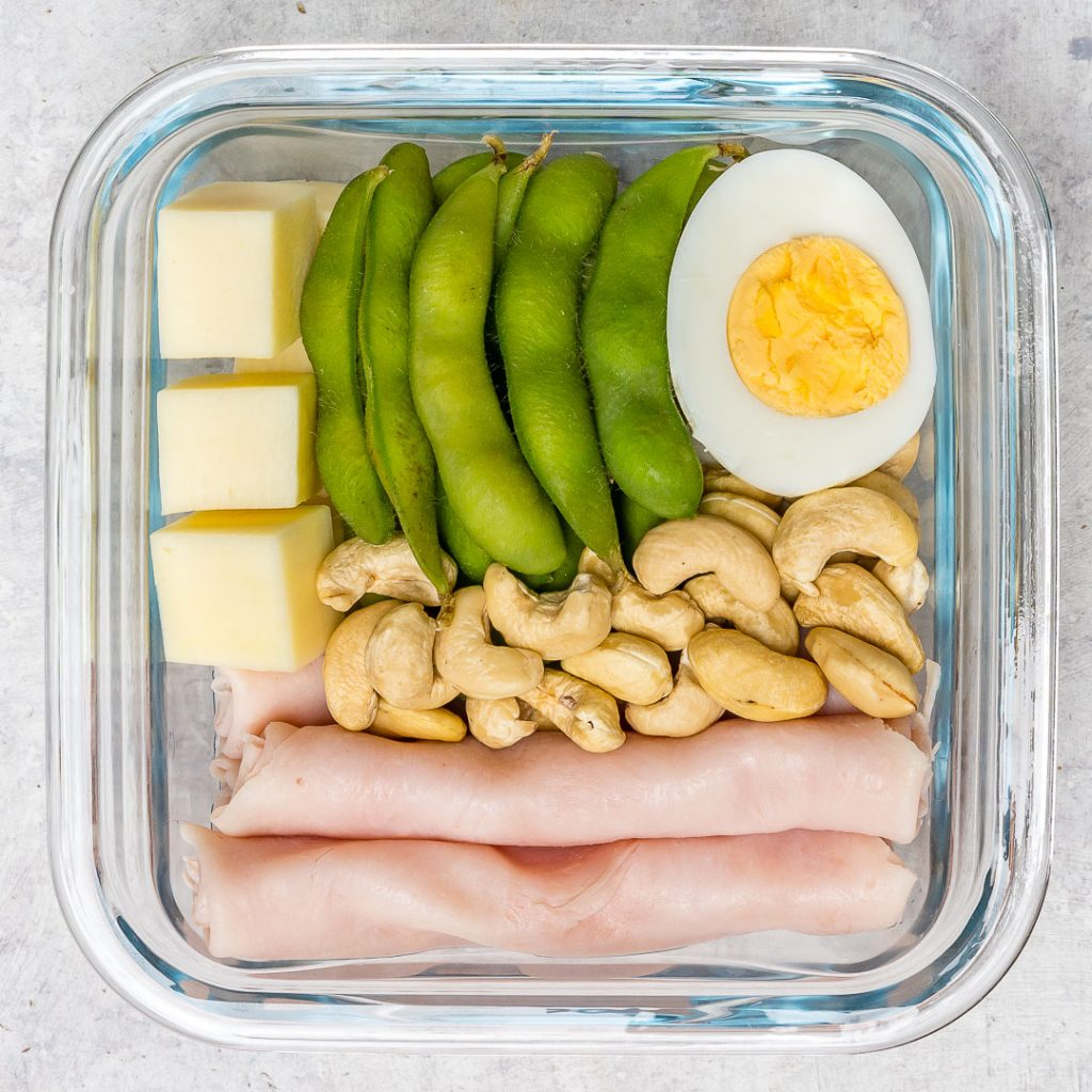 Bento Boxes 4 Different Ways Meal Prep