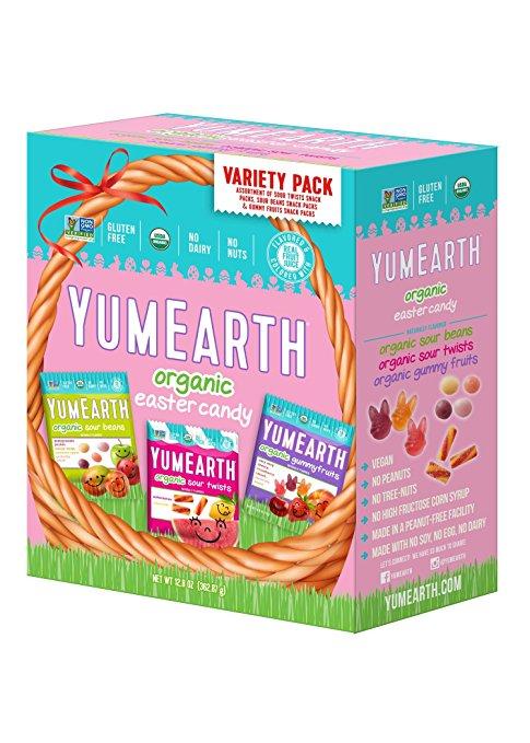 Yum Earth Organic Candy