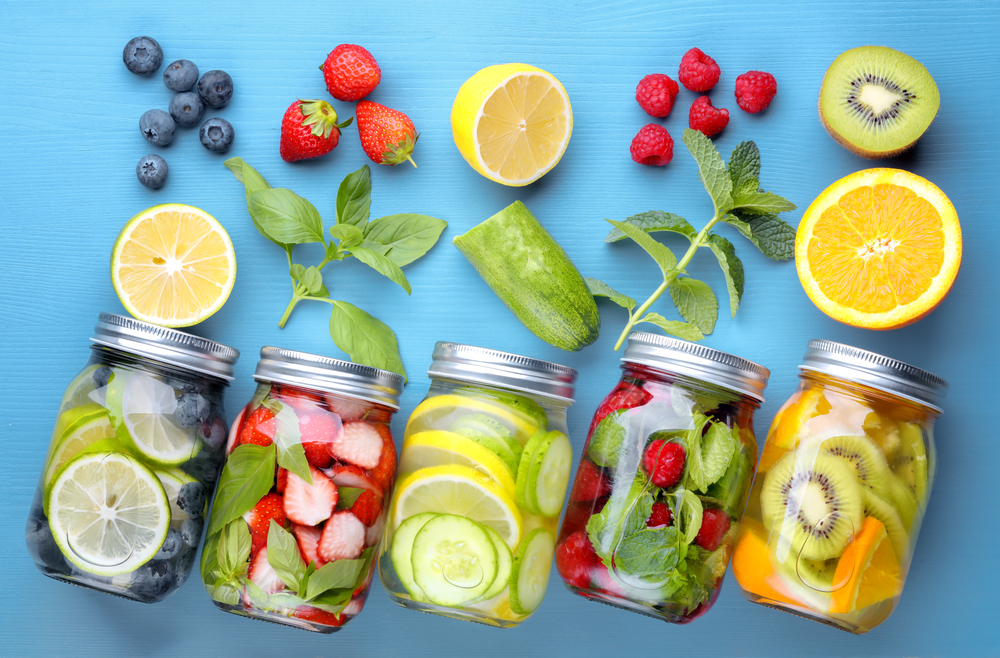 Clean Eating Ways to Detox