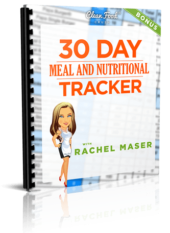 30 day meal tracker