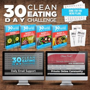 CleanFoodCrush 30 Day Clean Eating Challenge