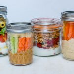 Clean Eating Mason Jar Snacks 4 Ways
