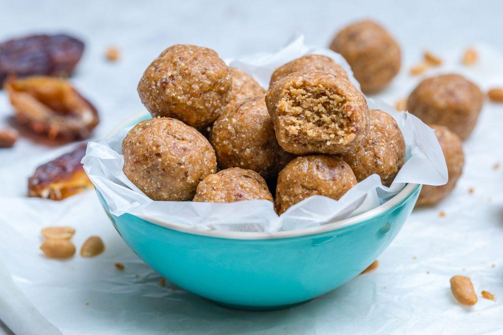 Peanut Butter Protein Balls Recipe