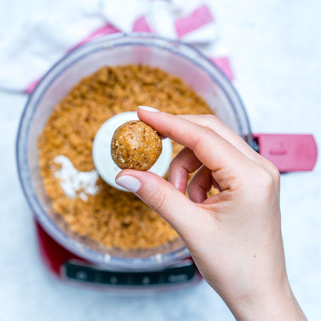 PB Protein Balls Snack