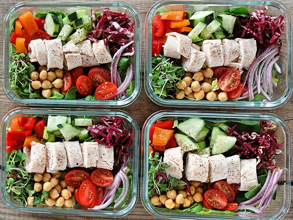 Clean Salad Prep Ideas