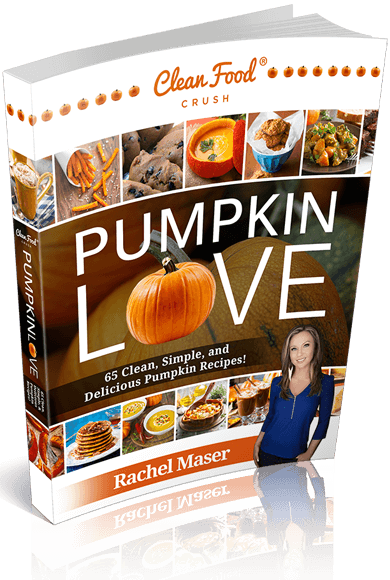Pumpkin Love Cookbook