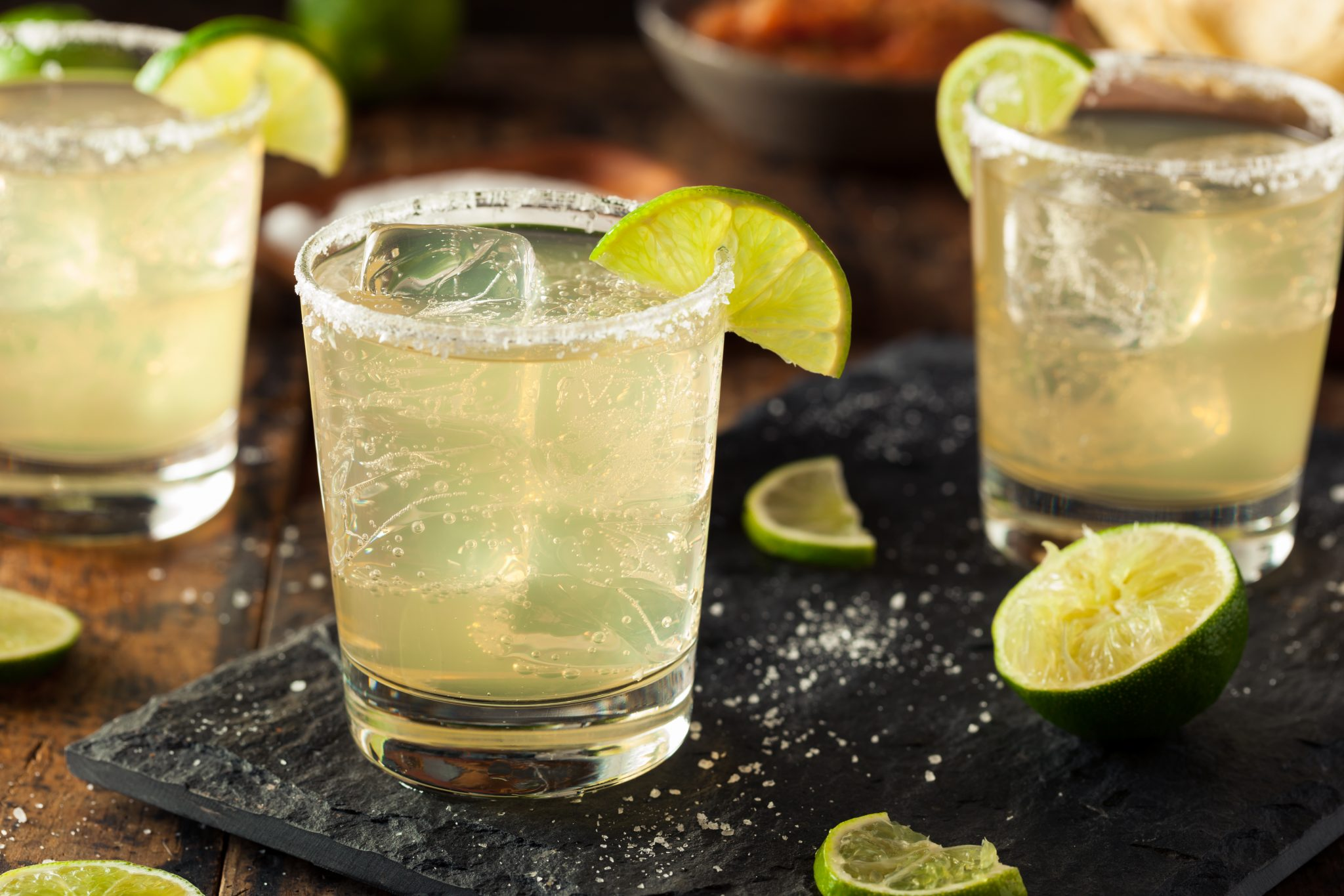 Clean Eating Margaritas