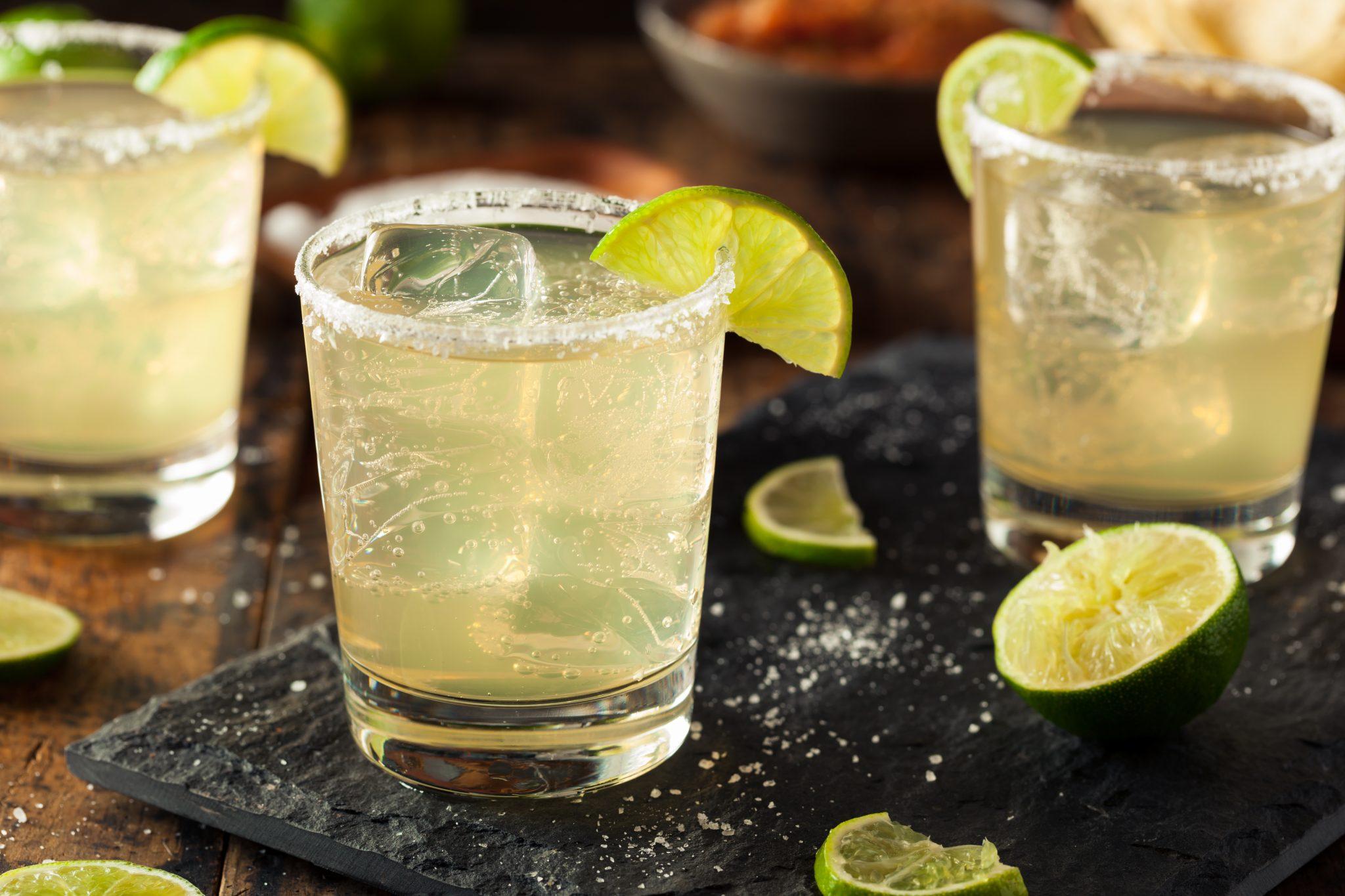 Clean Eating Margaritas