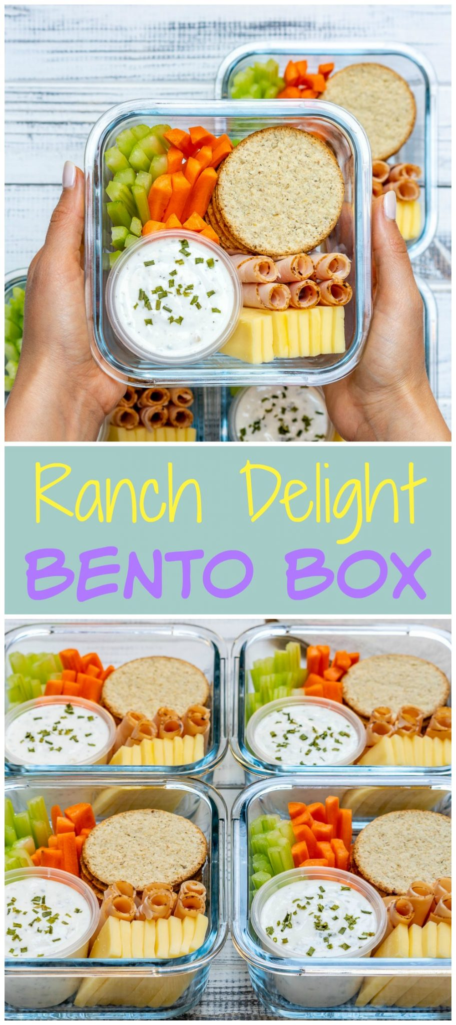 Easy Healthy Recipe Bento Box