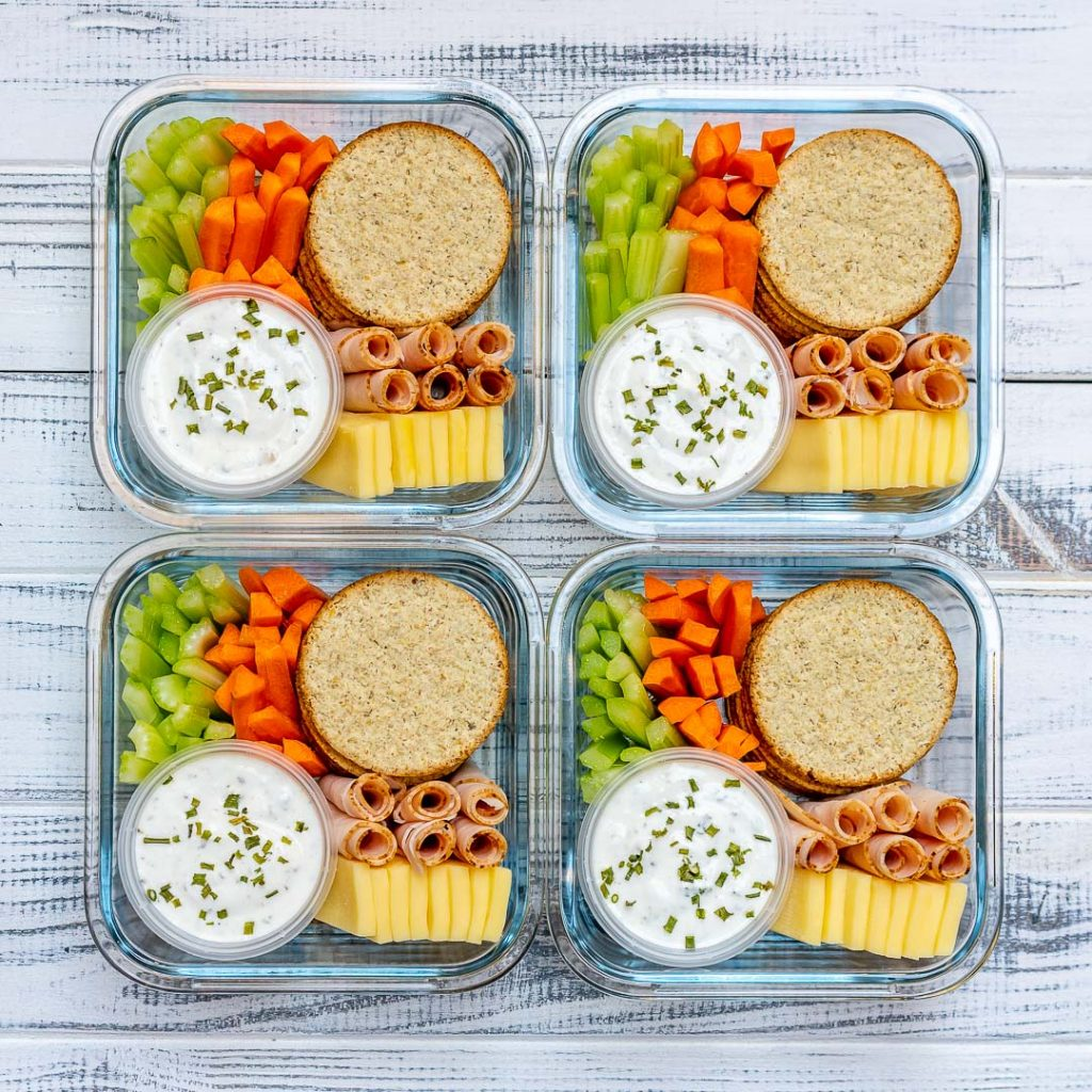 Bento Box Healthy Meal Plan