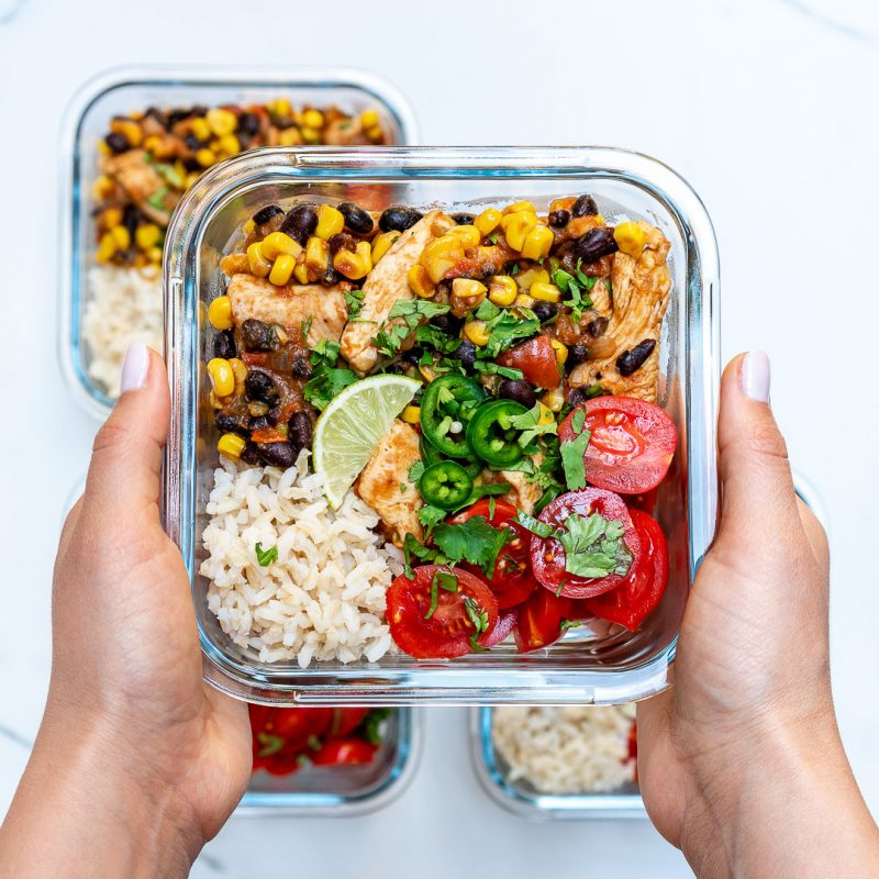 Mealprep Bowls: Grilled Chicken Meal Prep Bowls 4 Creative