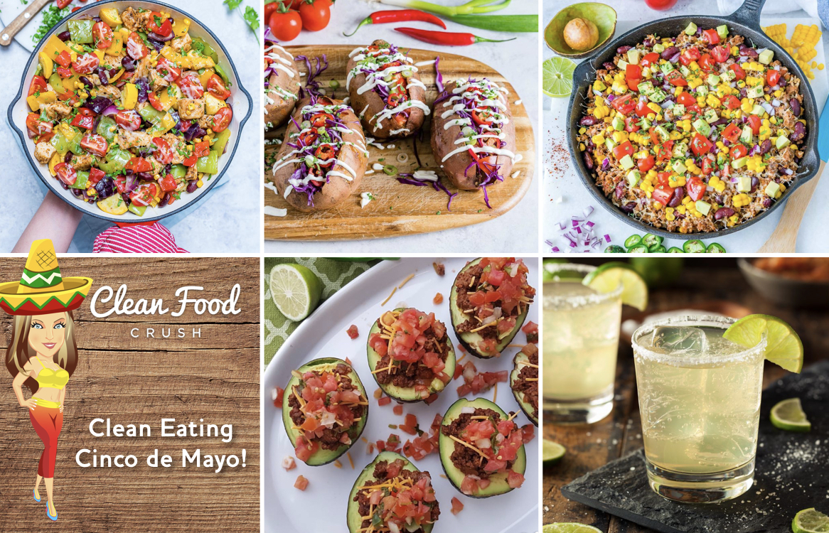 Cinco de Mayo Clean Eating Recipes