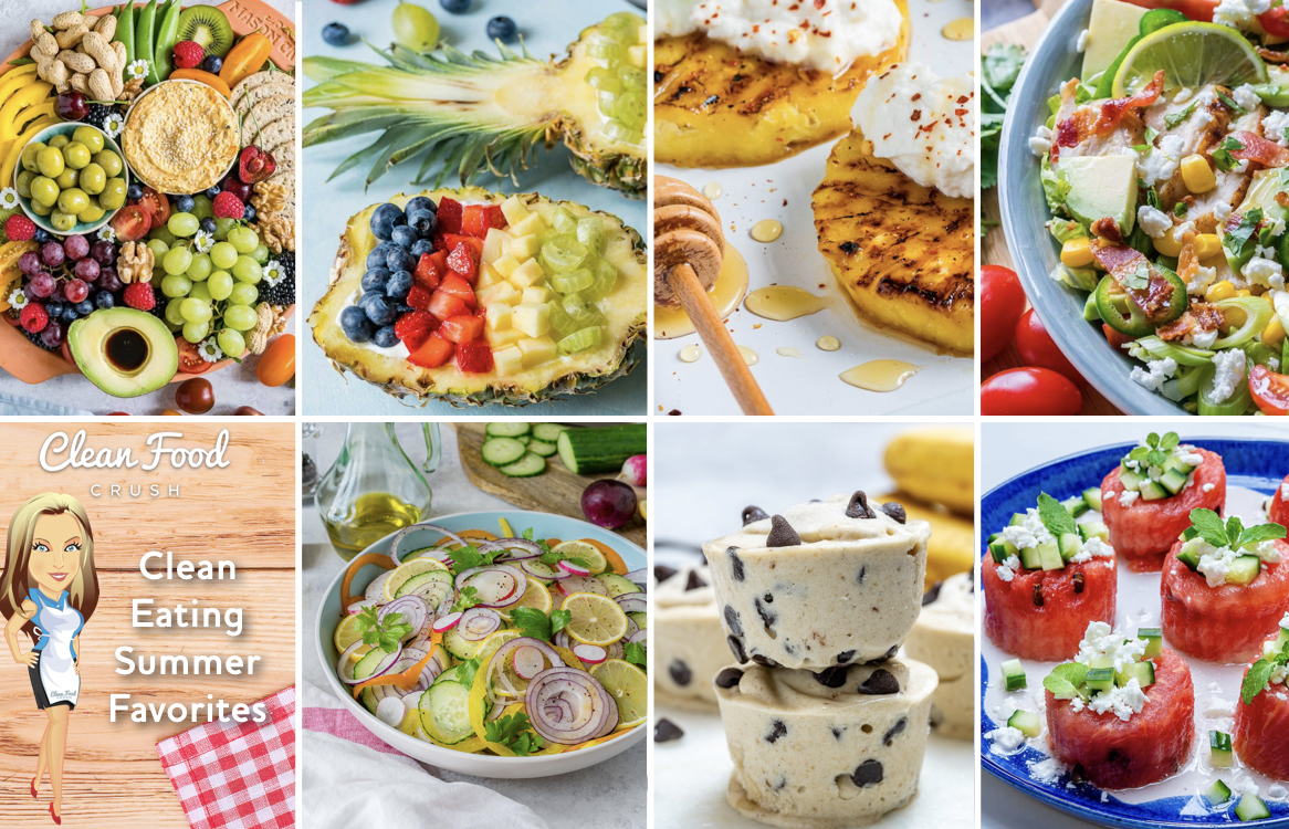 7 Clean Eating Summer Favorites