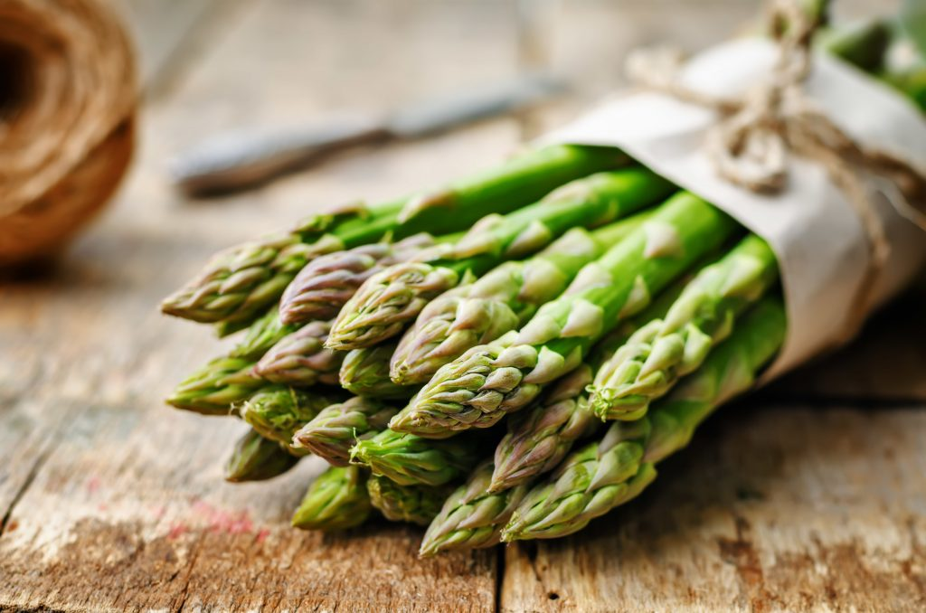 Asparagus Heart Healthy Recipe