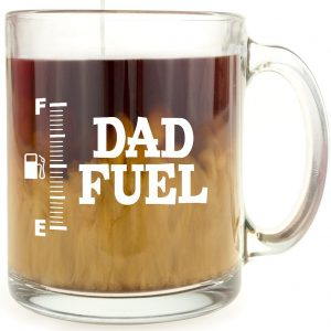 Dad Fuel Mug Fathers Day Gift Ideas