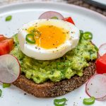 Eat Clean Soft Boiled Egg + Avocado Toast