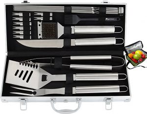 Grill Kit on Amazon Fathers Day Gift Ideas